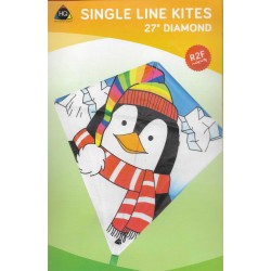 pinguino cometas colombia colombian kites