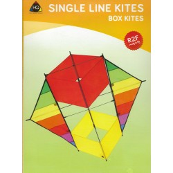 cometa caja arcoiris cometas colombia colombian kites