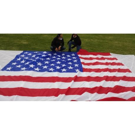 "Cometa inflable Tipo Piloto ""Banderas del Mundo""  ( Pilot flag)"